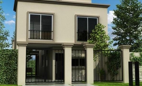 Lanzan nuevos modelos de casas para beneficiarios del procrear for Casa procrear clasica techo inclinado 3 dormitorios