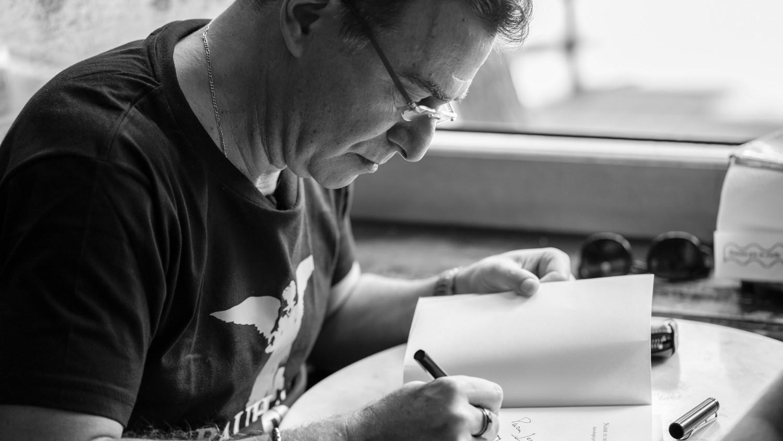 Reynaldo Sietecase y el valor de la palabra en el periodismo y en la poesía | 0223
