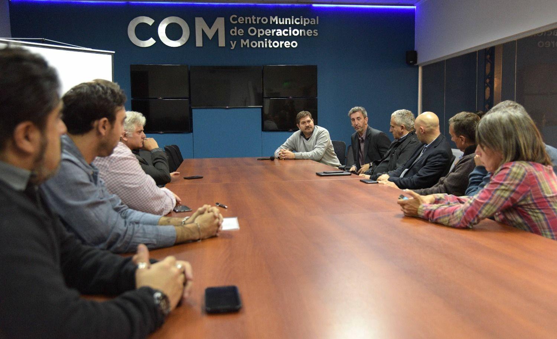 El municipio se reunió con instituciones que incluyen carreras del ...