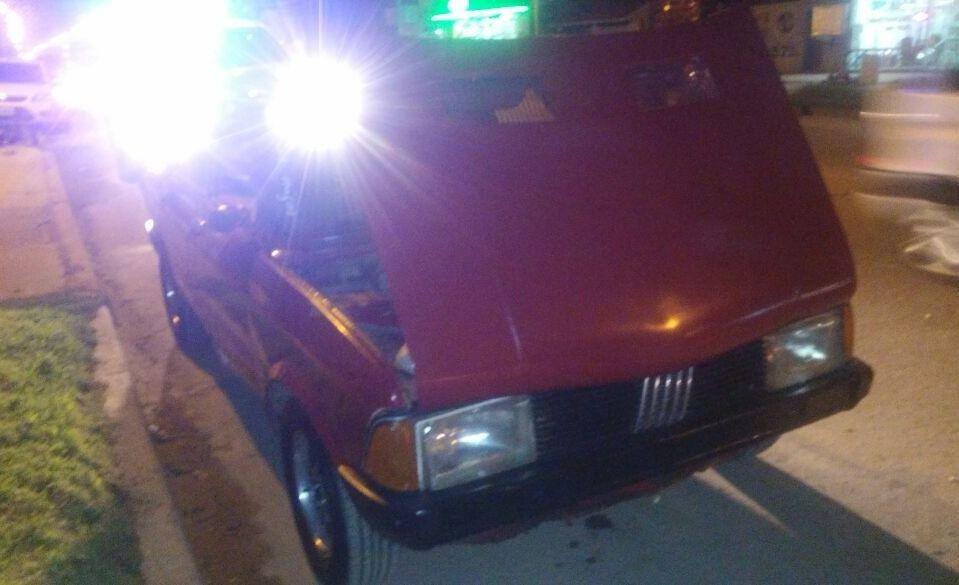 cb9e7e0ace12ad Un hombre que circulaba en un automóvil con pedido de secuestro activo