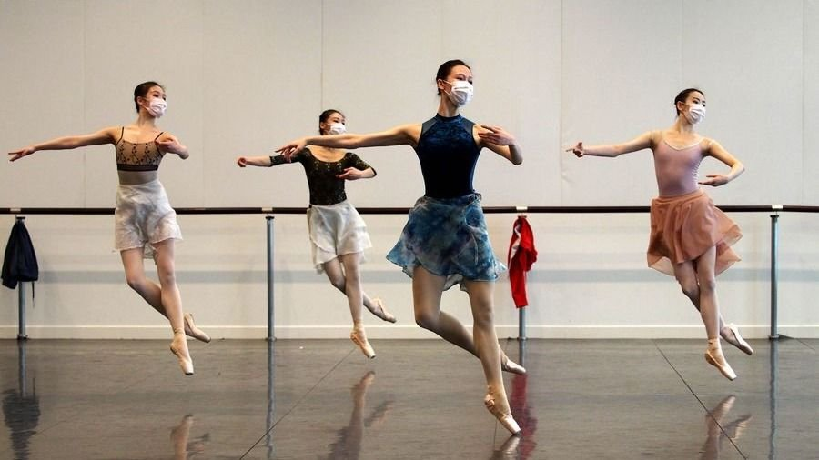 La danza se prepara para volver: distanciamiento, cambio de ropa y ...