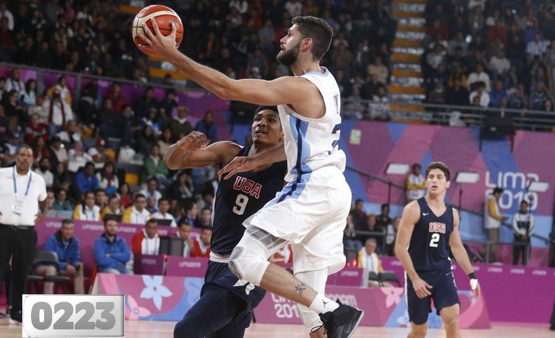 Panamericanos de Lima: Argentina obtuvo el oro en básquet masculino - Deportes