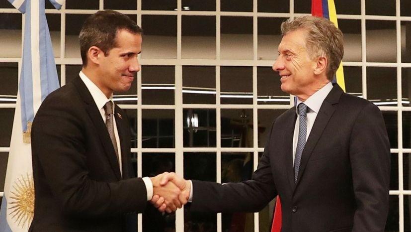 Argentina reconoce como plena representante de Venezuela a la embajadora de Guaidó