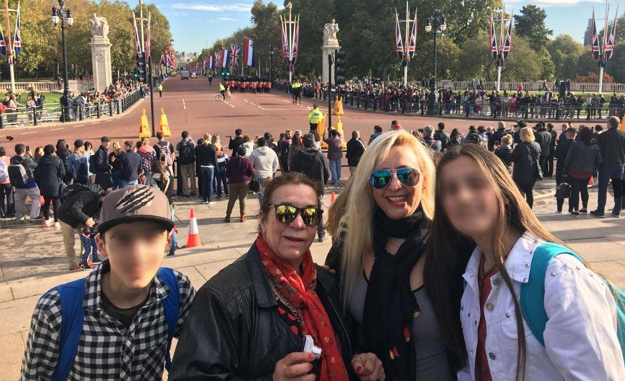 Murió de vacaciones en Italia y su cuerpo está varado en Ezeiza