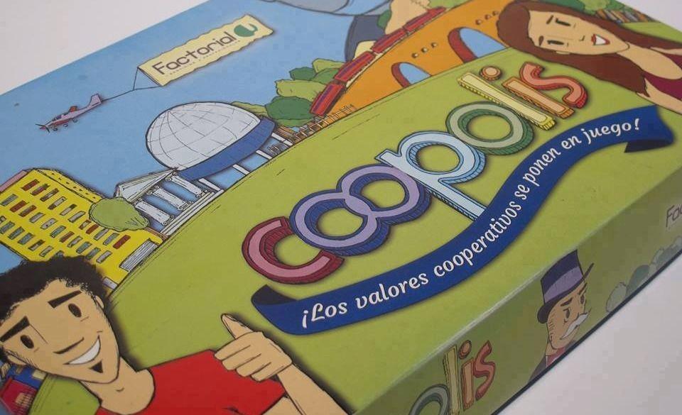 Coopolis Un Juego De Mesa Para Aprender Cooperativismo
