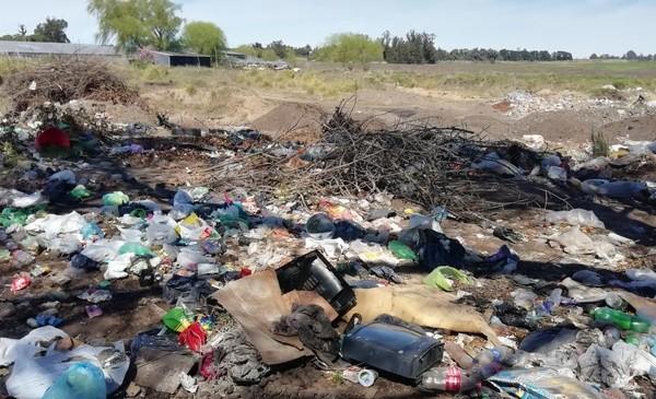Vecinos piden al municipio que erradique un enorme basural de Batán - 0223 Diario digital de Mar del Plata